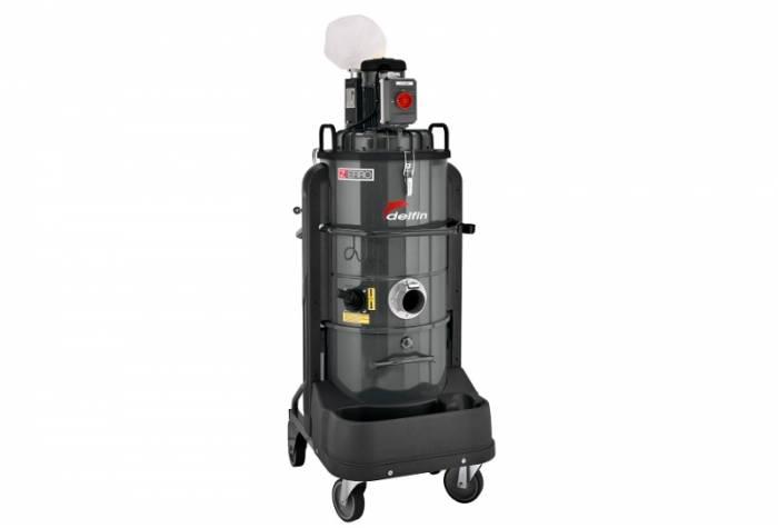 دستگاه جاروبرقی صنعتی Zefiro 75