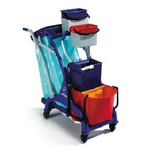 ترولی نظافتی  - CLEANING TROLLEY ARKA 11 - ARKA 11