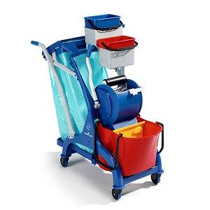 ترولی نظافتی  - CLEANING TROLLEY ARKA 21 - ARKA 21