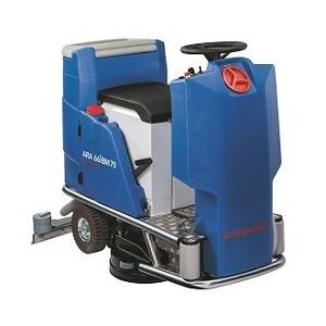 اسكرابر  - ride-on scrubber dryer-ARA66BM70 - ARA66BM70