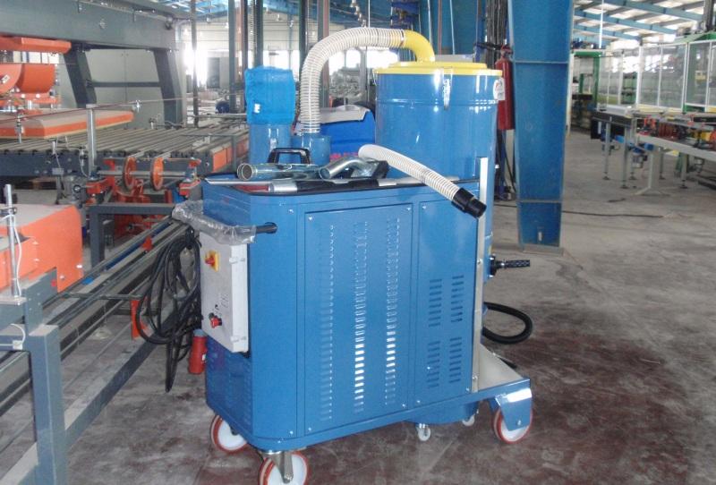 دستگاه جاروی صنعتی DG2
