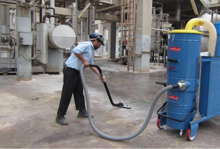 کاربرد جاروبرقی صنعتی DG2