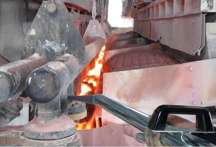 کاربرد جاروبرقی صنعتی در جمع آوری مواد پودری
