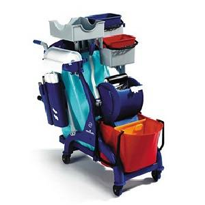 ترولی نظافتی  - CLEANING TROLLEY ARKA 25 - ARKA 25