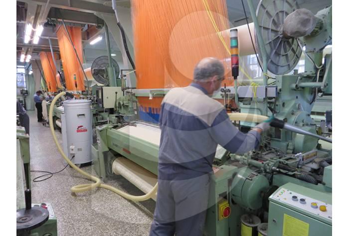 نازل استیل جاروبرقی تخصصی صنعت نساجی