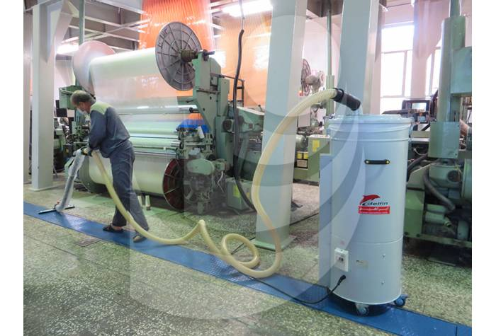 easy usage of industrial vacuum cleaner
