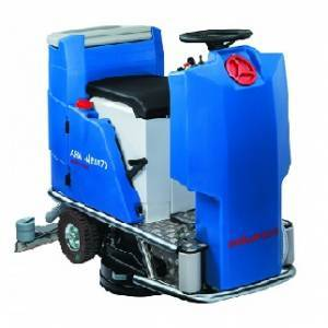 دستگاه زمین شور  - ride-on scrubber dryer-ARA66BM70silent - ARA66BM70silent