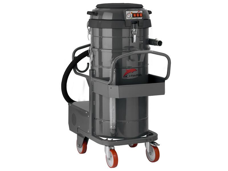 جاروبرقی مکش و جداسازی مایعات و جامدات Tecnoil150MP