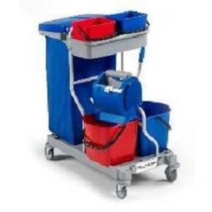 ترولی نظافتی  - MULTIPURPOSE TROLLEY MAX-4 - MAX-4