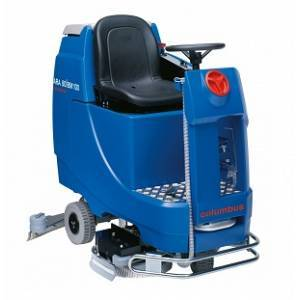 دستگاه زمین شور  - ride-on scrubber dryer-ARA80BM100 - ARA80BM100