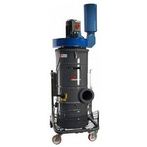 جارو صنعتی  - dust collector - EVAP560 - EV AP 560