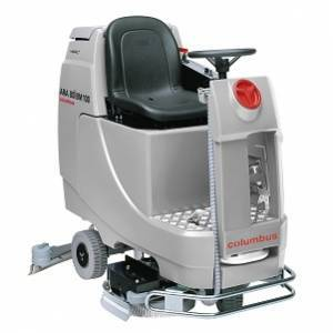 IND floor cleaning machine  - ride-on scrubber dryer-ARA80BM100noBAC - ARA80BM100noBAC