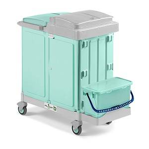 ترولی آنتی باکتریال ALPHA 1803702  - ANTIBACTERIAL Trolley AB-PLUS ALPHA 1803702 - AB-PLUS ALPHA 1803702