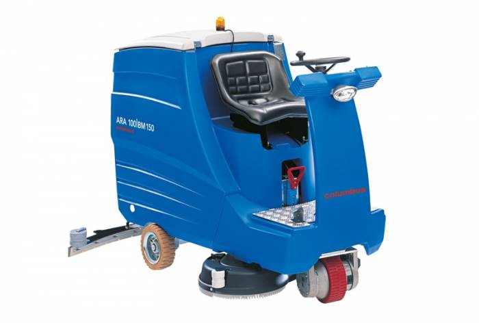 Ride on Scrubber Dryer ARA100BM150