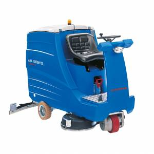 professional floor cleaning machine  - ride-on scrubber dryer-ARA100BM150 - ARA100BM150
