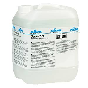 industrial cleaning material  - Industrial Detergent Dopomat-brillant - Dopomat-brillant
