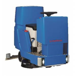 industrial scrubber dryer  - ride-on scrubber dryer-ARA85BM120 - ARA85BM120