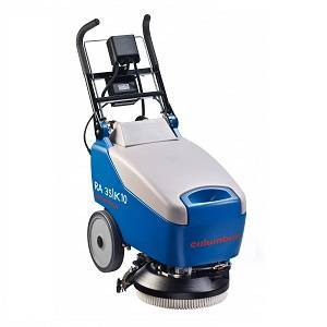 دستگاه زمین شور  - walk-behind scrubber dryer-RA35B10 - RA35B10