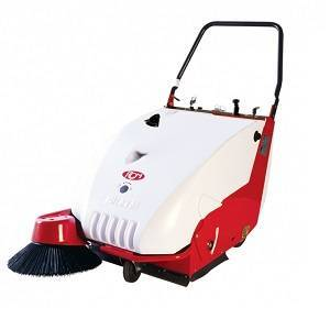 industrial Sweeper - Brava 1000 ET  - industrial Sweeper - Brava 1000 ET - Brava1000ET