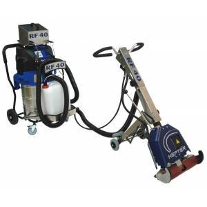 escalator cleaner machine- RF40  - escalator cleaner machine- RF40 - RF40