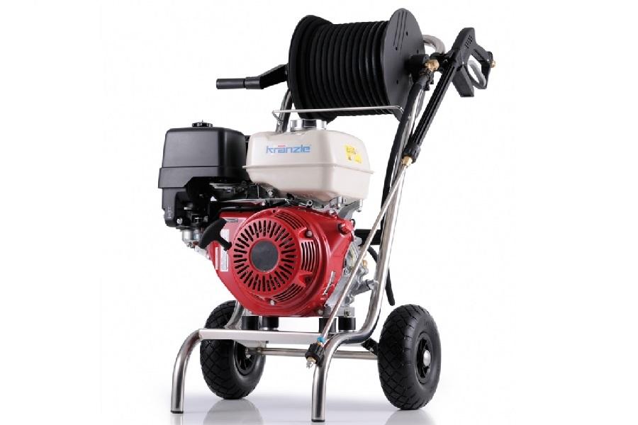 واترجت بنزینی آب سرد با موتور هوندا