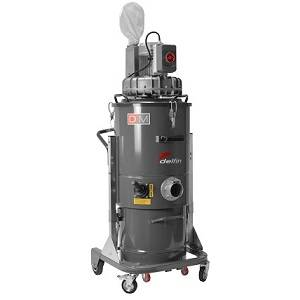 IND vacuum cleaning machine  - industrial vacuum cleaner-Zefiro EL M - Zefiro EL M