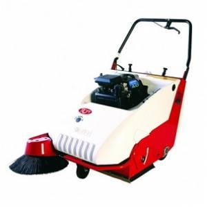 industrial Sweeper - Brava 1000 HT  - industrial Sweeper - Brava 1000 HT - Brava1000HT