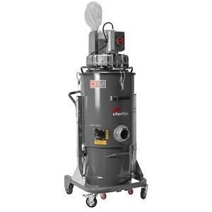 مکنده صنعتی  - industrial vacuum cleaner-Zefiro EL T -  Zefiro EL T