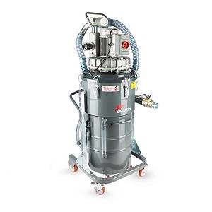 Oil and Chips vacuum cleaner-Tecnoil 100 IF T  - Oil and Chips vacuum cleaner-Tecnoil 100 IF T - Tecnoil 100 IF T