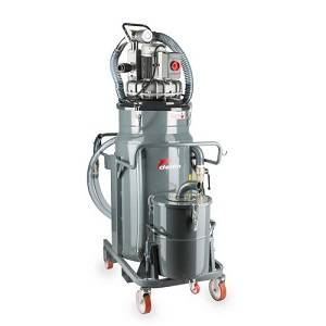Oil and Chips vacuum cleaner-Tecnoil 200 IF T  - Oil and Chips vacuum cleaner-Tecnoil 200 IF T - 200 IF T