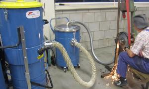 مخزن رابط مکنده مخصوص مواد گرم