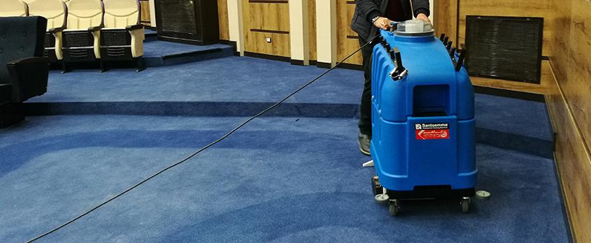 دستگاه  فرش شوی