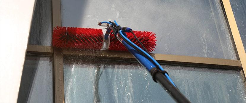 برس شستشوی دستگاه شیشه شوی صنعتی