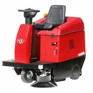 industrial Sweeper - Slalom E  - industrial Sweeper - Slalom E - Slalom E