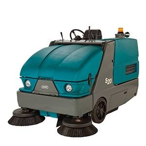 سویپر صنعتی  - heavy-duty floor sweeper-S20 - S20