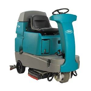 زمین شوی صنعتی  - heavy duty scrubber dryer T7 - T7