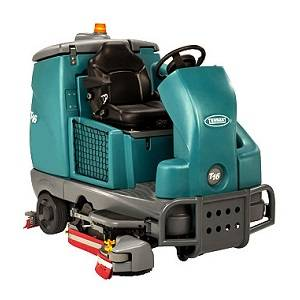 IND floor cleaning machine  - T16 ride-on scrubber - T16