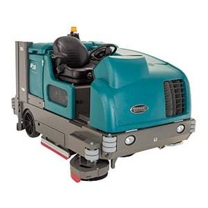 اسكرابر  - Heavy Duty Sweeper-Scrubber M30 - M30