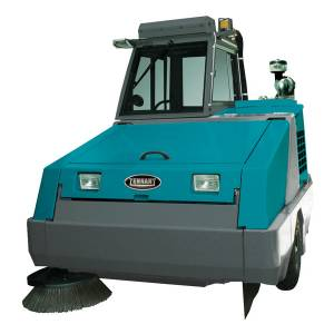 سویپر صنعتی  - 800 HEAVY-INDUSTRIAL RIDER SWEEPER - 800