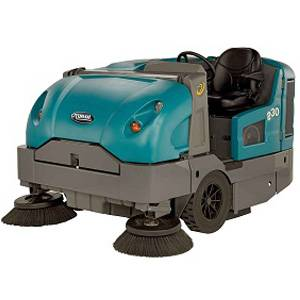 سویپر صنعتی  - heavy-duty floor sweeper-S30 - S30