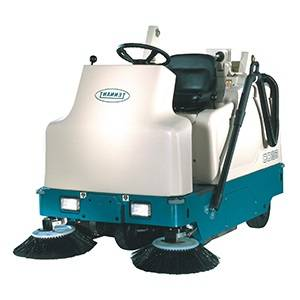سویپر صنعتی  - heavy duty floor sweeper - 6200D - 6200D