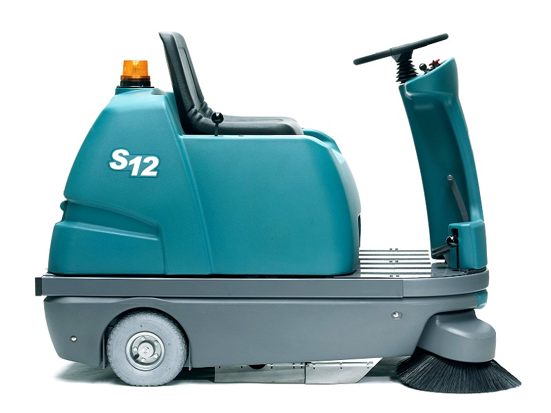 سوییپر سخت کار S12
