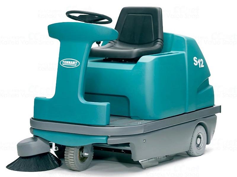 heavy-duty floor sweeper-S12