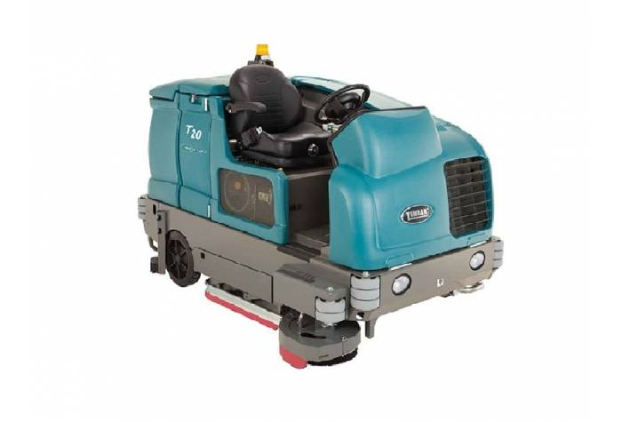 ride on floor scrubber T20