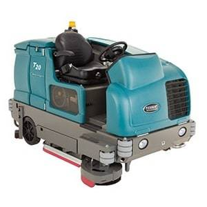 IND floor cleaning machine  - Ride on Scrubber T20 - T20