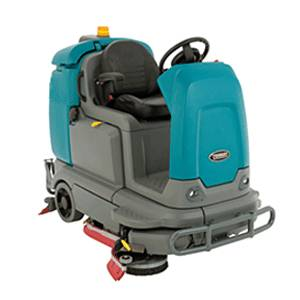 زمین شور  - Ride on Scrubber T12 - T12