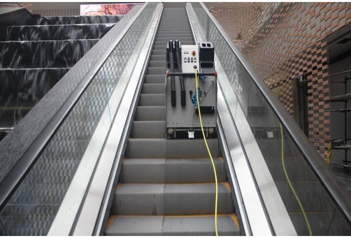 پله برقی شور STEP 100
