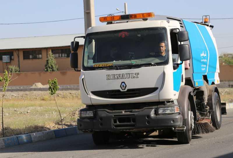 street sweeper ES4