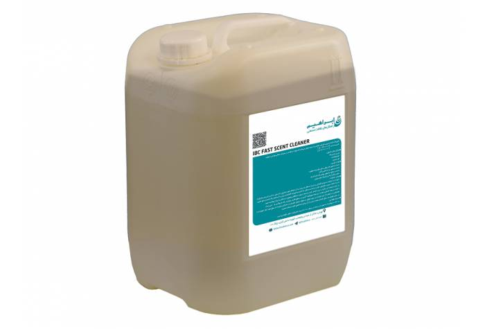 ماده شوینده صنعتی IBC Fast Scent Cleaner