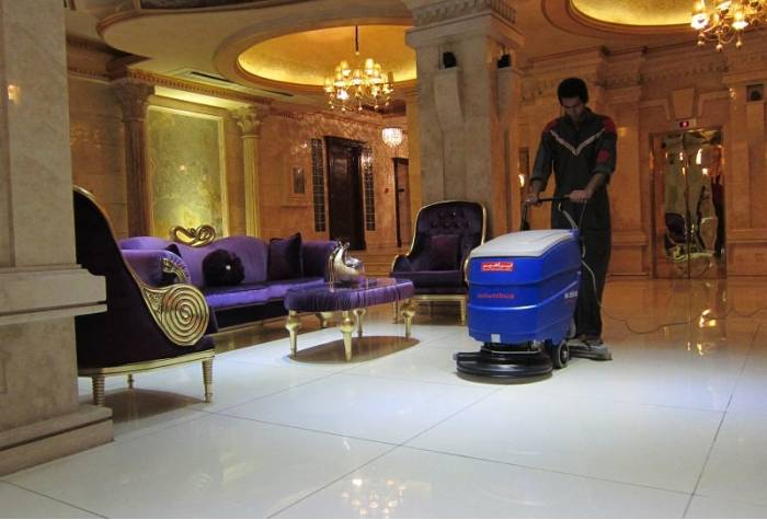 55k40 Persian floor scrubber dryer